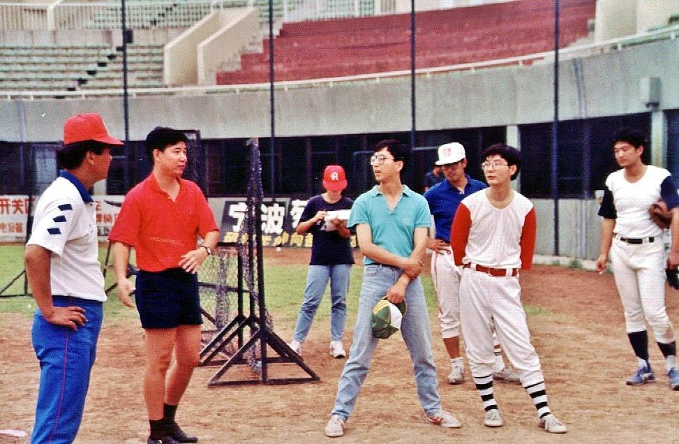 Li-gaochao play together