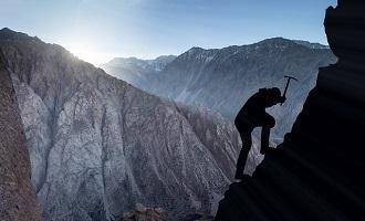 Mountains Mountaineering Mountain Success