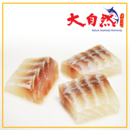 冷凍鯛魚丁