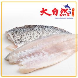 冷凍金目鱸魚片