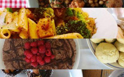 2017/1/14「幸福」年夜飯DIY-健康蔬食年菜班