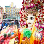 神將文化被鷺江國小學子傳承,中華傳統文化在生活創新與親子教育中萌芽