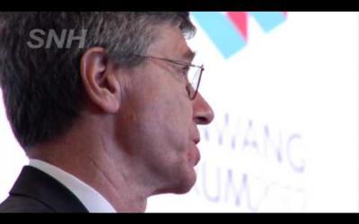 聯合國秘書長高級顧問Jeffrey Sachs:人類必須改變!當前的道路是不可持續的,未來的二十年不能再重蹈覆轍