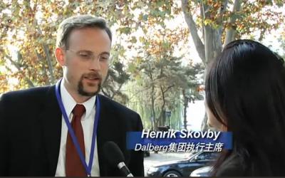 Henrik Skovby:落實項目計畫的重要組合  創建典範為世界謀出路