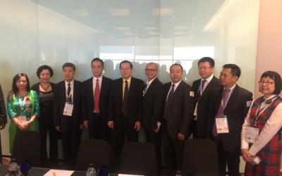 漢旺檳城可持續發展國際會議在馬來西亞檳城成功舉辦