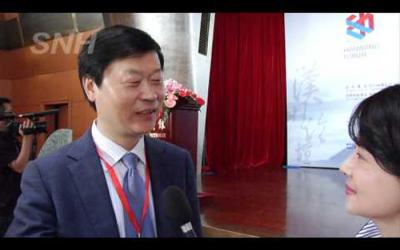 四川省德陽市長陳新有:加快行動建設綠色社區