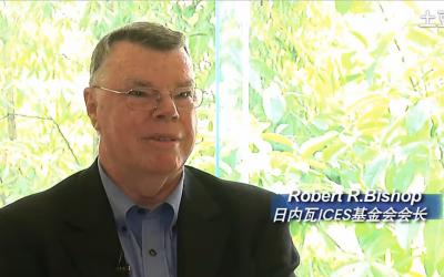 Robert R. Bishop: 預防災害廣設避難所,建立應急庇護網路體系