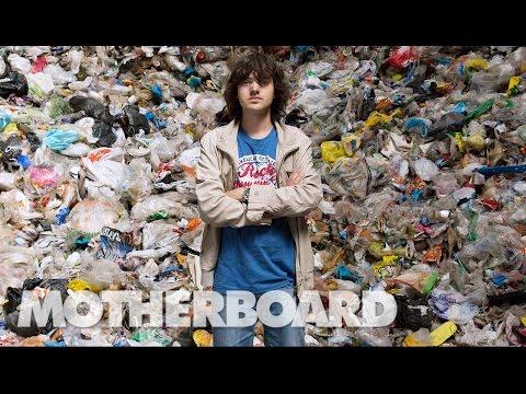 挑戰不可能的任務! 20歲青年清垃圾創商機