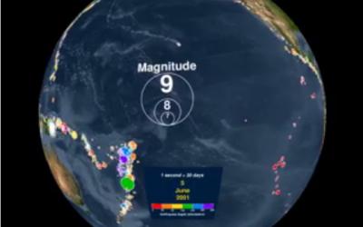 2001-2015地震資料收集