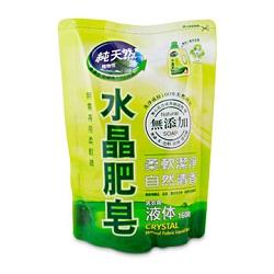 水晶肥皂液體補充包1.6kg
