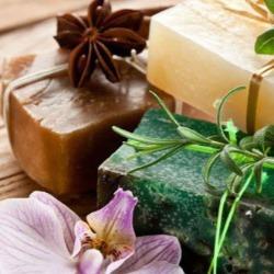 玫瑰法式精油手工皂