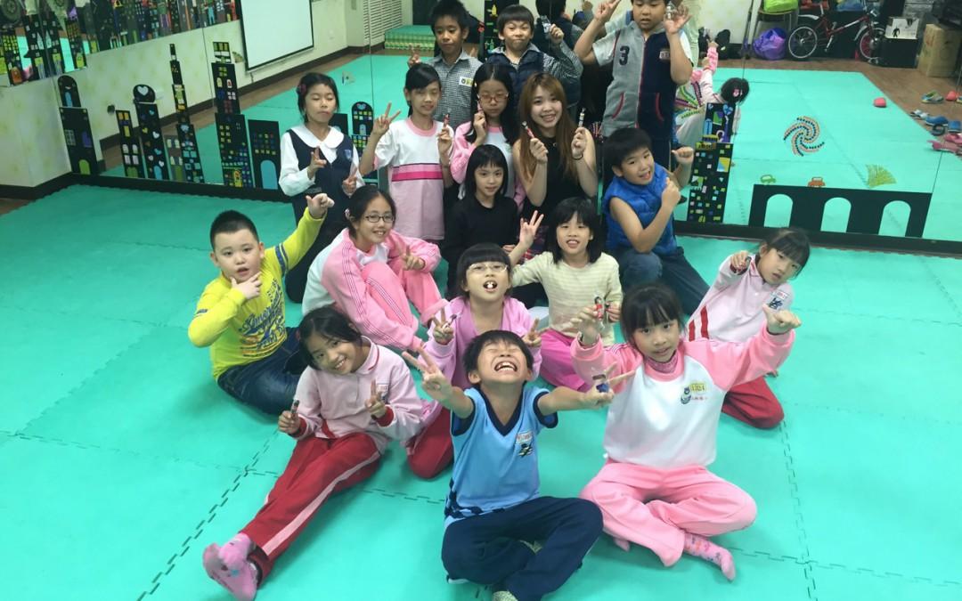 炫豆豆中年級舞蹈班-學期紀錄影片